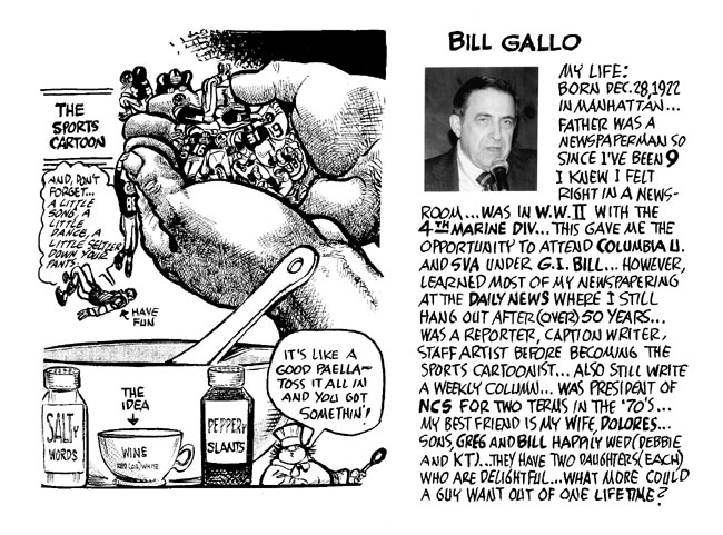 bill gallo BronxBanterBlog.