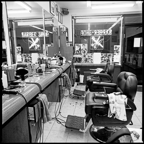 Barber Nyc : New York Minute