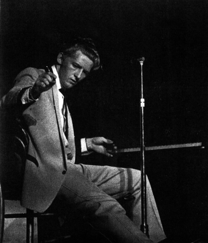 jerry lee lewis слушать