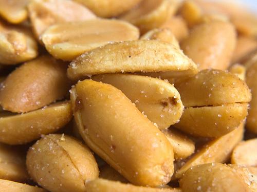 Image result for salt peanuts