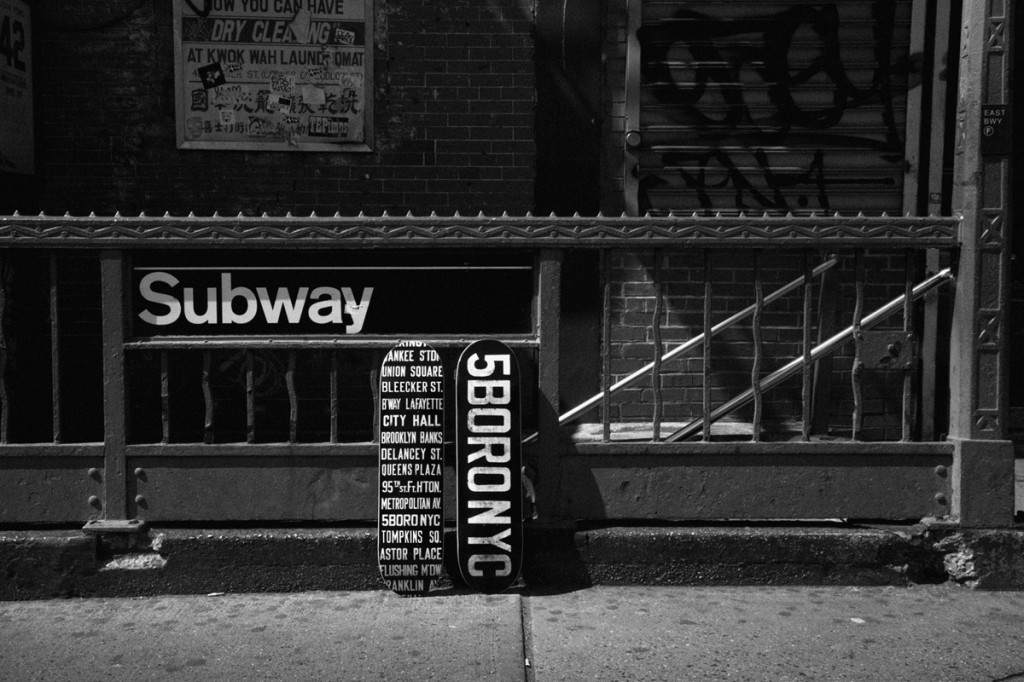5BORO_NYC_Subway_Roll_Sign_Series_Release_1