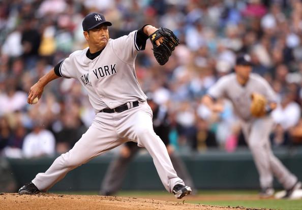 Hiroki+Kuroda+New+York+Yankees+v+Seattle+Mariners+PJif_qq6xyIl