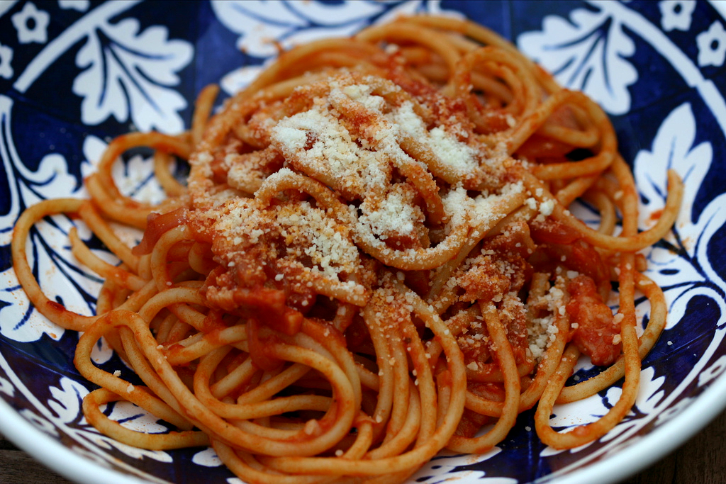 Amatriciana_con_bucatini