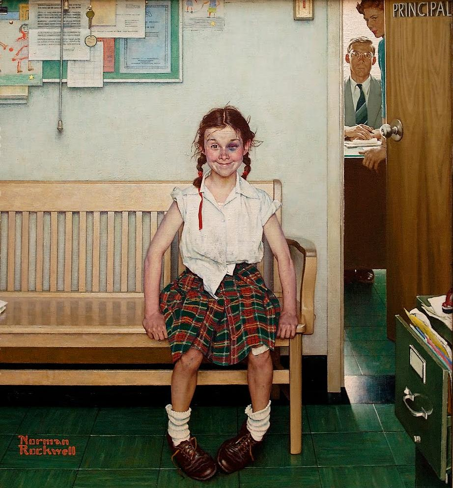 Rockwell_1953_Girl-with-Black-Eye