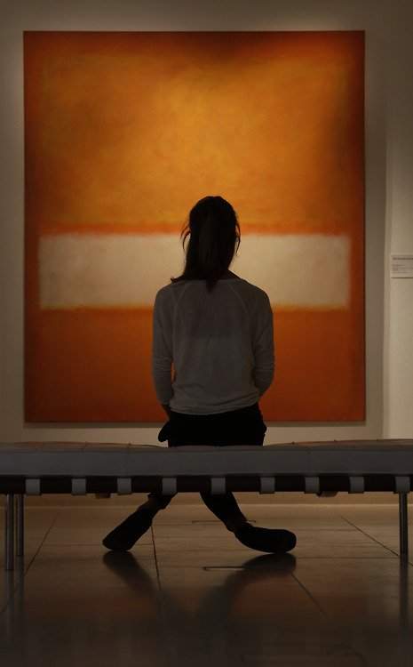 Britain Art Mark Rothko Sale