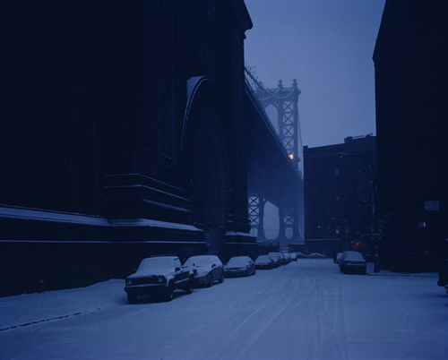 Manhattan_Bridge_At_Night 001