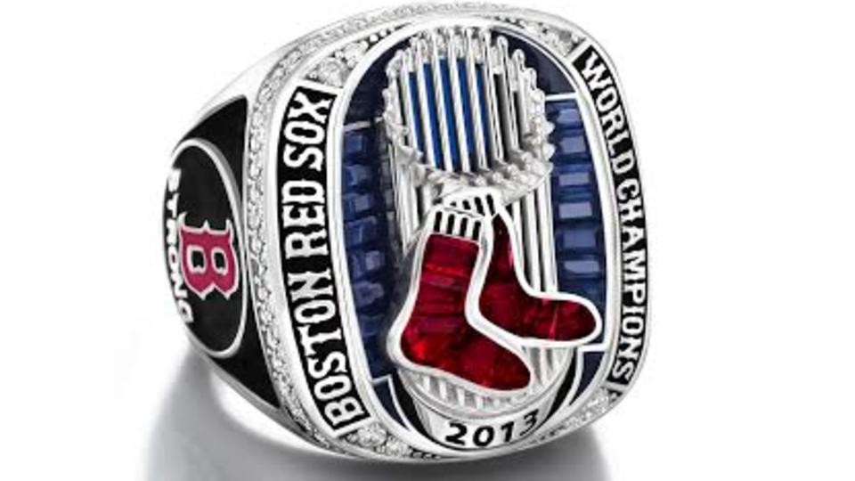 Boston RedSox 2013 WS Ring