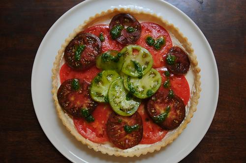 tomatoetart
