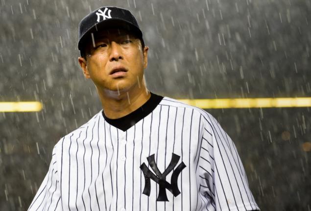 Hiroki-Kuroda-in-rain-out
