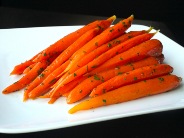 carrotsglazed