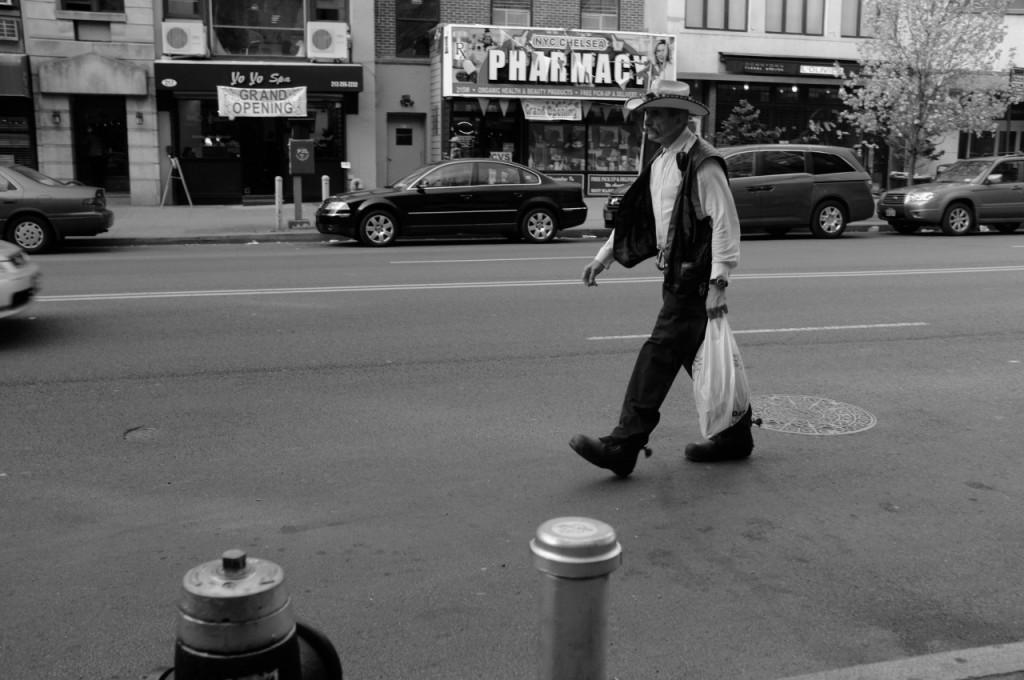cowboy walking bags