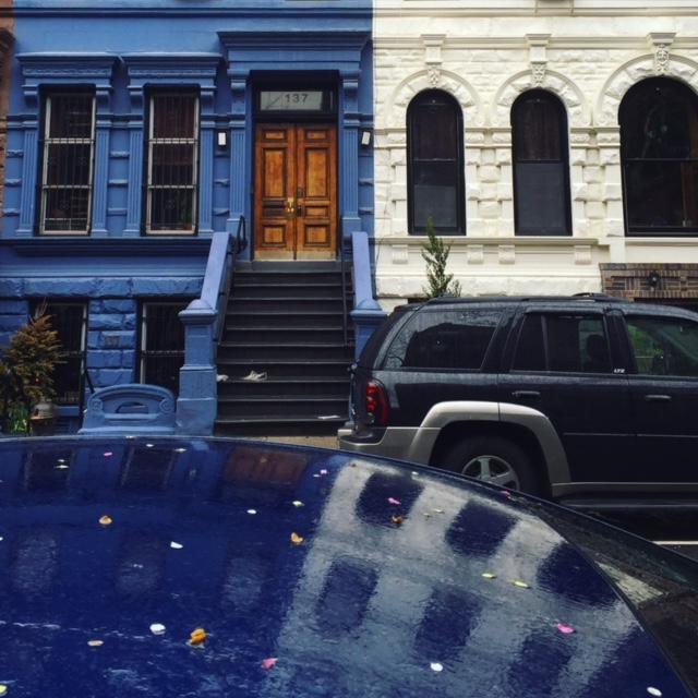 upper west side blue