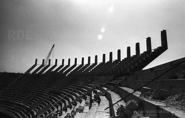 June 3, 1974—Dragon Back, sunburst.