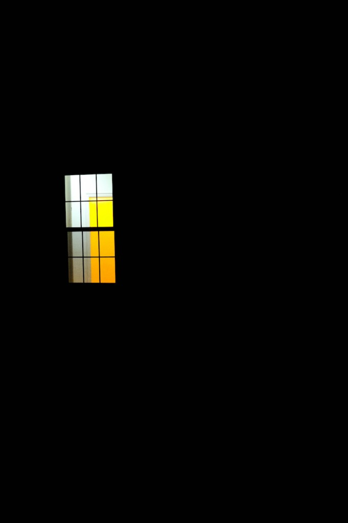 yellow-window