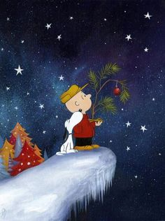 charlie-brown-snoopy-w-tree
