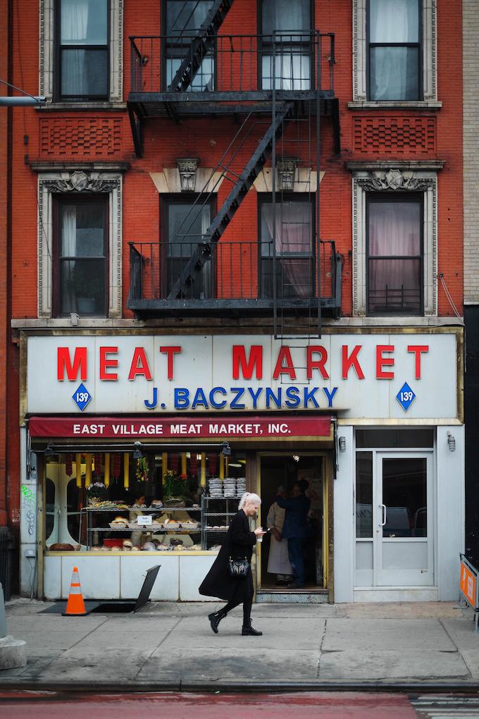 bags meat market