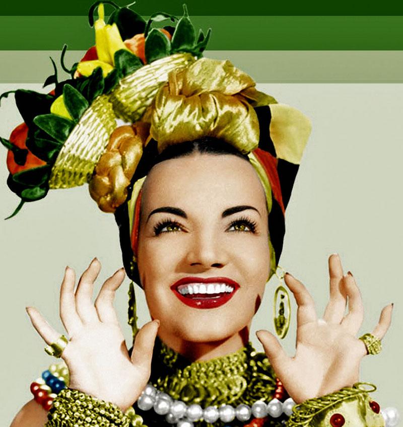 Carmen Miranda 2