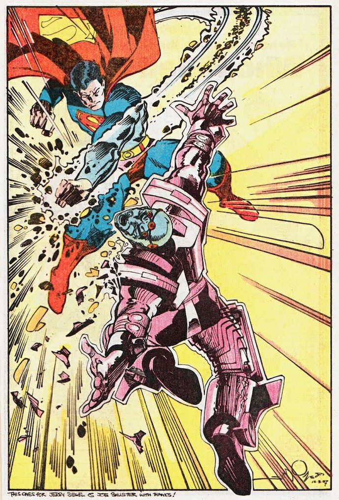 Superman Walt Simonson