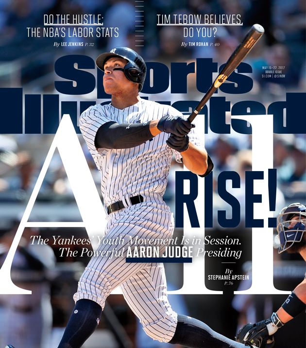 aaron-judge-SI cover