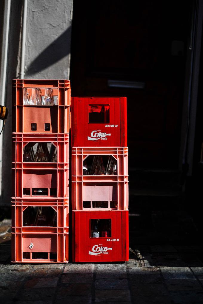 Coke Cases Bags