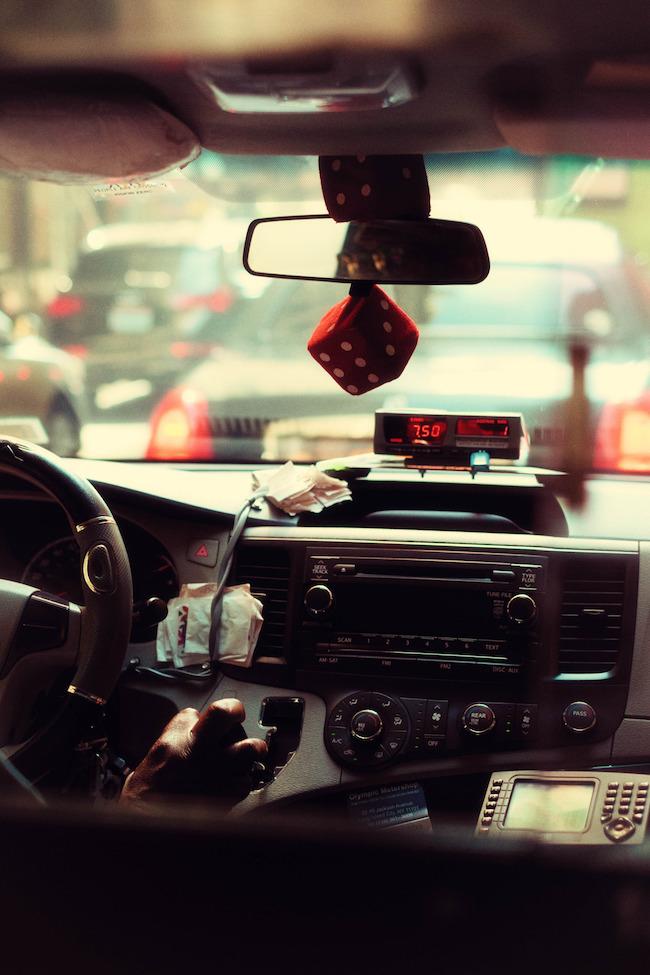 interior cab bags